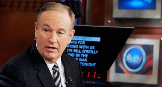 TV BILL O'REILLY