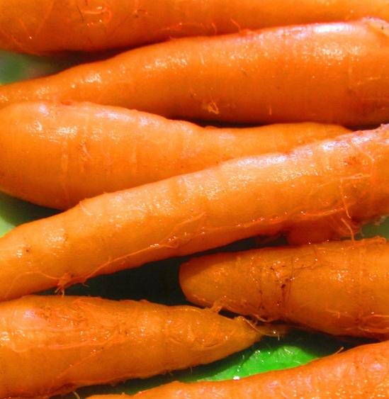 mmm...carrots...